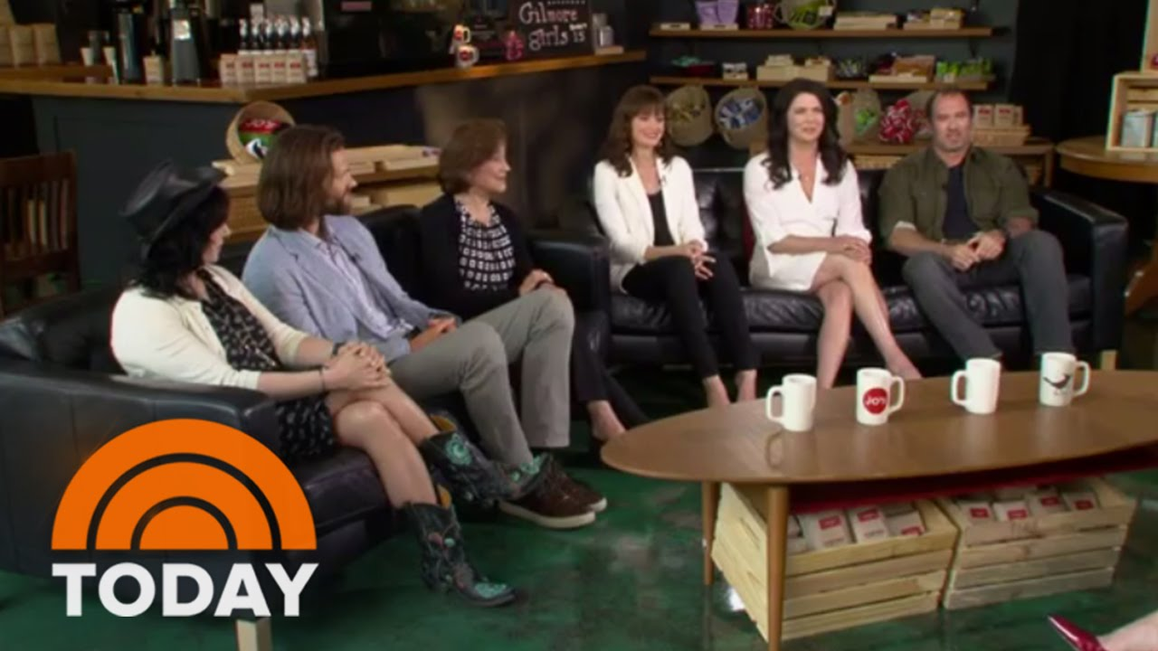Download Gilmore Girls Cast Reunion (Full Interview) | TODAY