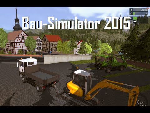 007 let s play bau simulator 2015 ein bahnhof ohne z ge. Black Bedroom Furniture Sets. Home Design Ideas