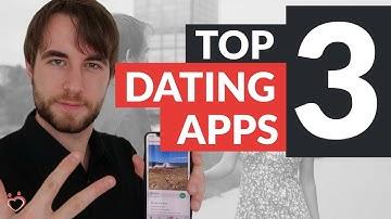 Meine Top 3 Dating-Apps: Auf diesen Plattformen wirst Du 2020 erfolgreich! | Andreas Lorenz