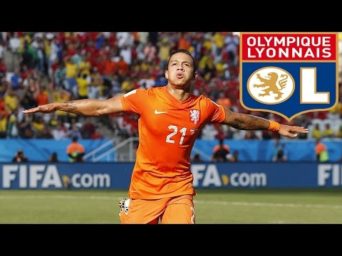 Memphis Depay ► Welcome To Olympique Lyon ► Back Up