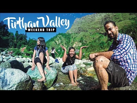 Tirthan Valley Weekend Trip From Delhi |The Adventure Begins | Experience Video