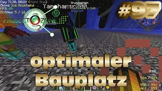 optimaler Bauplatz in Project O Zone 2 Reloaded #97 ▻LETS PLAY PROJ...