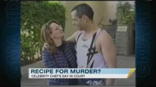 Celebrity Chef in Court