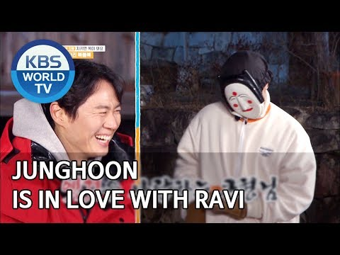 Junghoon Is In Love With Ravi [2 Days & 1 Night Season 4/ENG/2020.02.02]