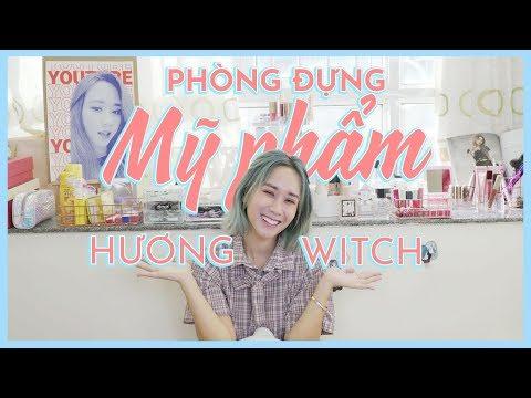 THĂM PHÒNG MÌNH | MY BEAUTY ROOM TOUR 2019 | HƯƠNG WITCH