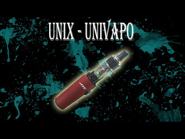 Unix Pod Kit   Univapo