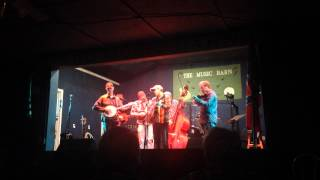 Friday night at the Music Barn Williamson GA.   the Dixie Ramblers