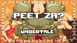 "[UNDERTALE] ""PEET ZA?"" (Comic Dub)"