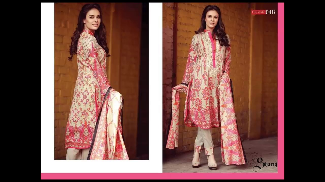 41b2307995 Libas Designer Embroidered Collection 2017 Prices by Shariq Textiles ...