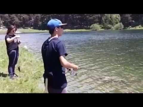 Pesca al llac d'Engolasters!!!