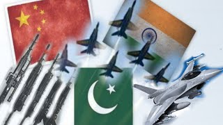 Pakistan vs India vs China | Aircraft Comparison | Lethal Weapons Part 1 |
