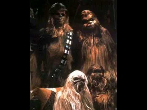 Wookiee Life Day November 17th Commercial
