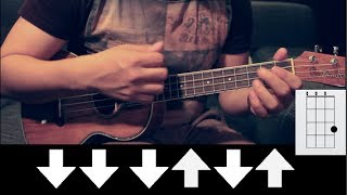The Beatles - Something UKULELE Tutorial (HD)