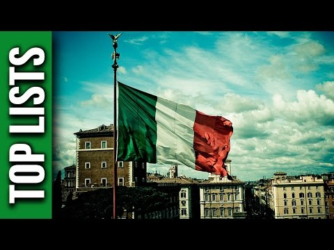 10 Things You Didn't Know About Italy