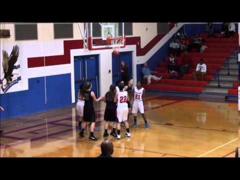 Anna Webster High School Basketball Highlights