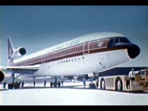 Lockheed L-1011 TriStar Promo Film #2 - 1970