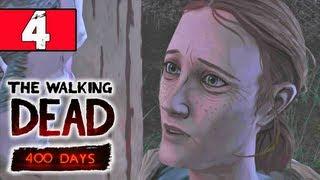Walking Dead 400 Days Walkthrough Part 4 - Bonnie - Let