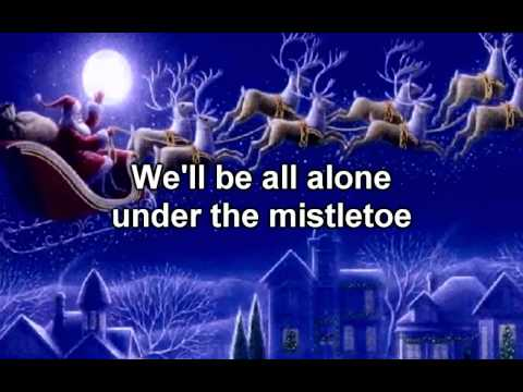 Britney Spears - My Only Wish (This Year) *Lyrics on Screen* HD