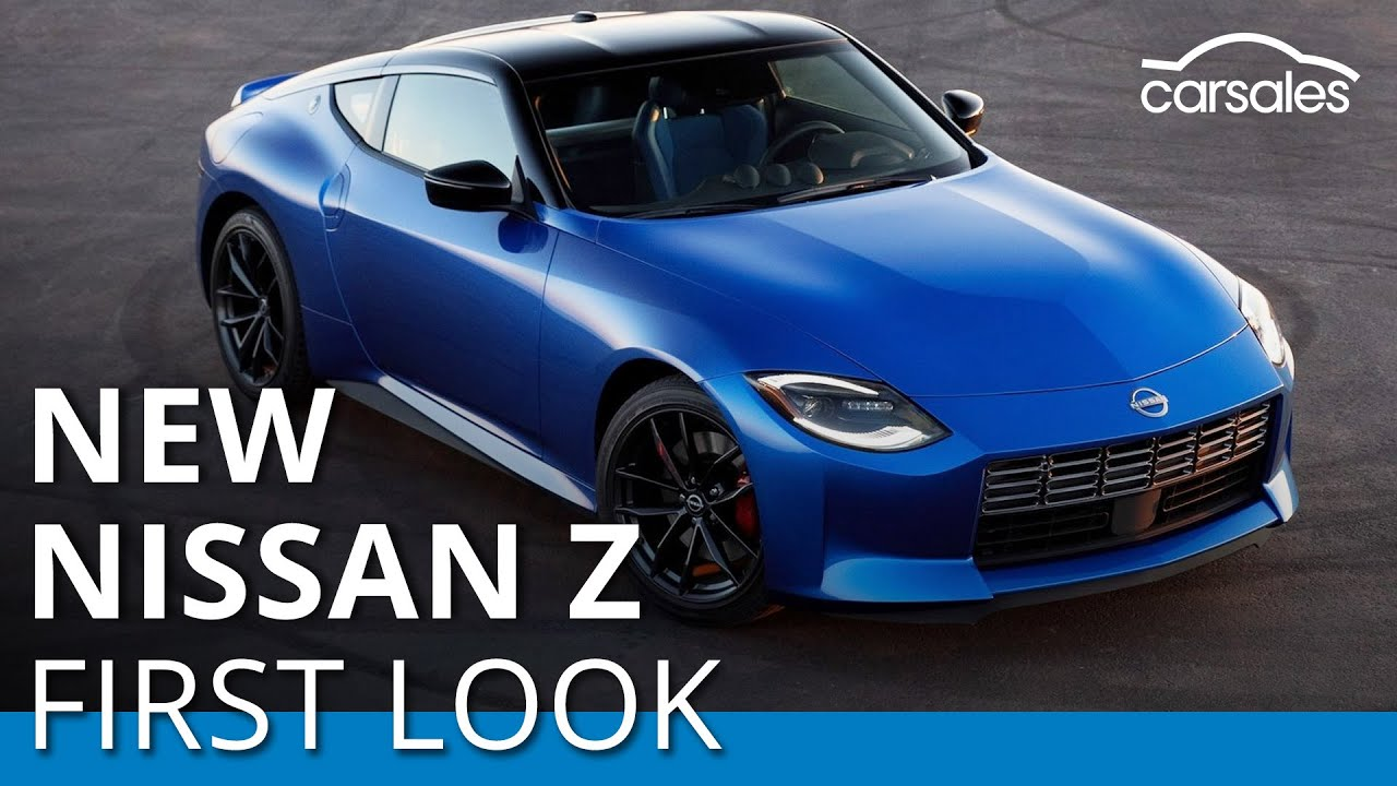 All-new 2023 Nissan Z makes world debut