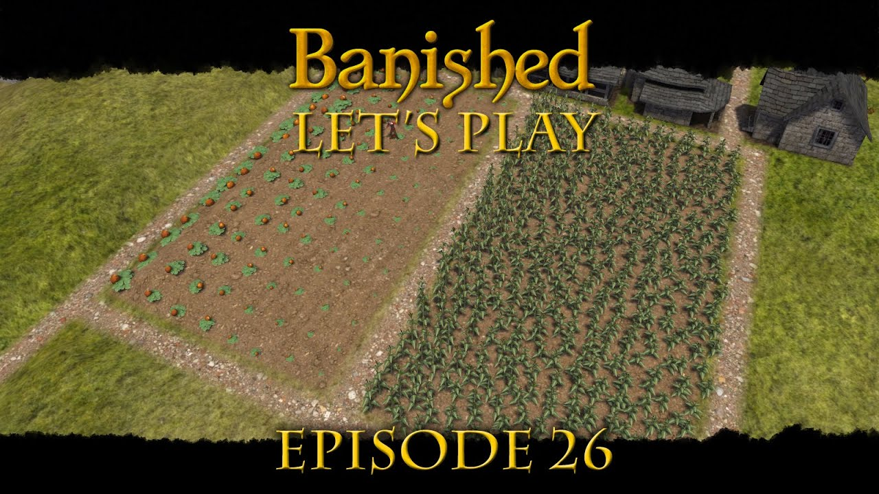banished how to get yields out of farms