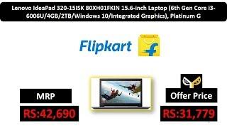 Lenovo IdeaPad 320-15ISK 80XH01FKIN 15.6-inch Laptop