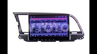 Штатная магнитола Hyundai AvanteElantra 2016 Android CF 3088M