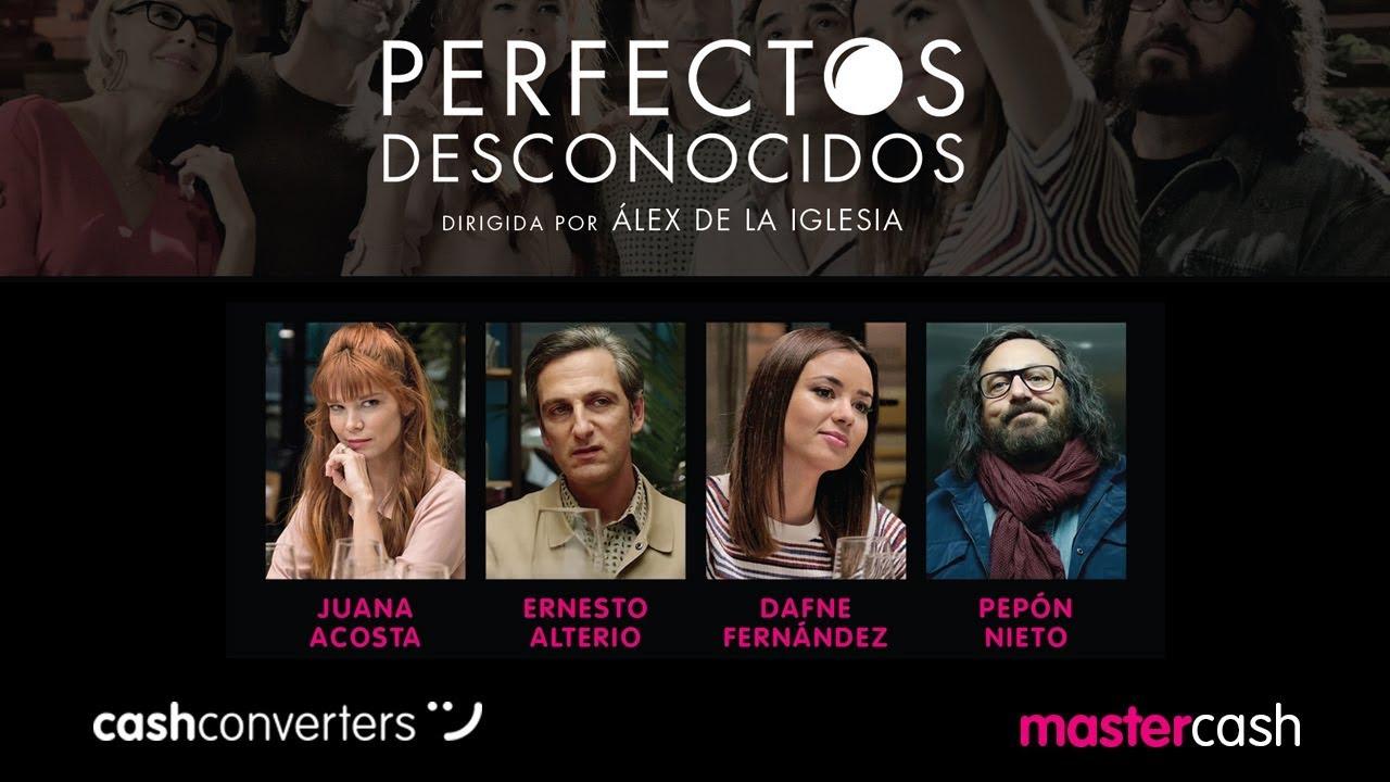 Ver Master Cash – Perfectos desconocidos en Español
