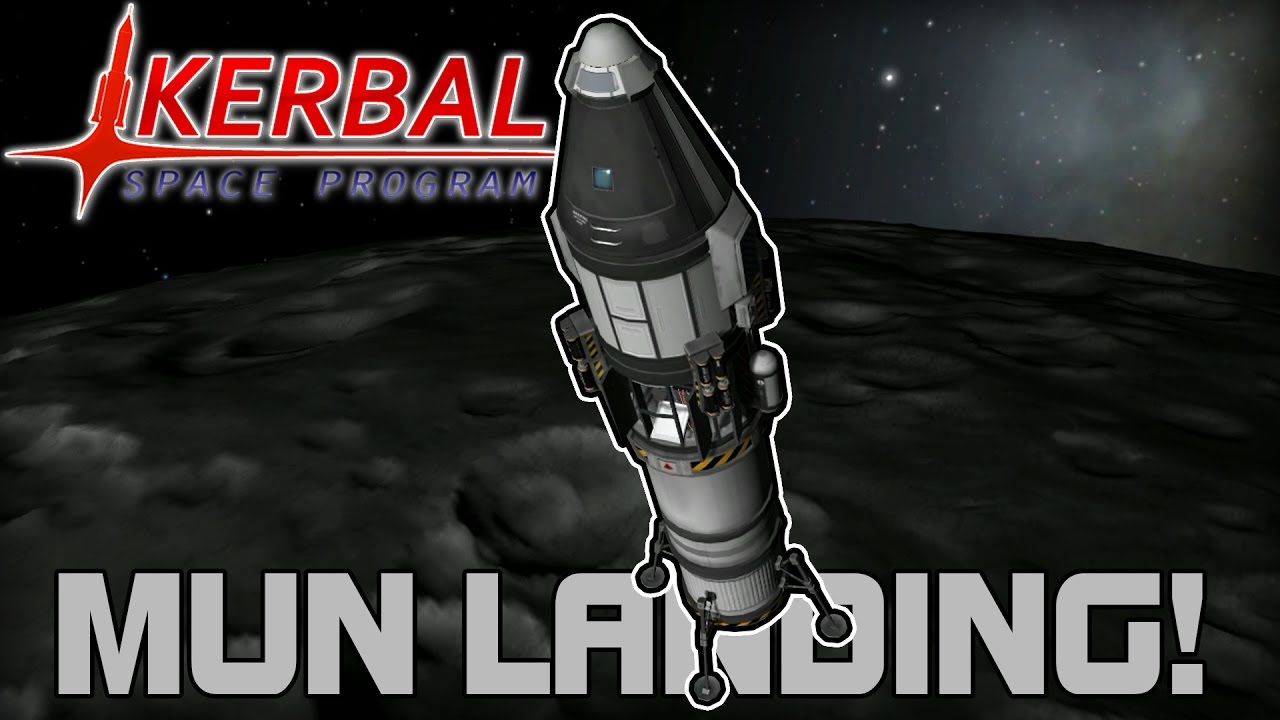 Can We Make It To The Moon?!? [Career Mode] (Kerbal Space Program #02)