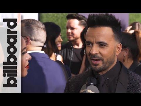 Luis Fonsi Talks Continued Success of 'Despacito' | Billboard Latin Music Awards 2018