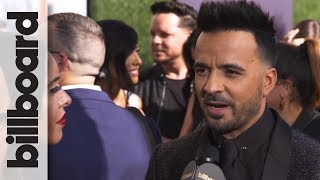 Luis Fonsi Talks Continued Success of 'Despacito' | Billboard Latin Music Awards 2018