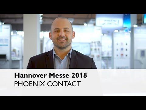 2018 Hanover Fair Booth Tour - Phoenix Contact