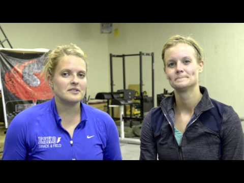 CrossFit Progression Tammy and Morgan talks about Boot Camp