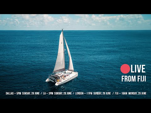 Why We CAN'T Get to Our Boat - 🔴 LIVE from FIJI from YouTube · Duration:  47 minutes 17 seconds