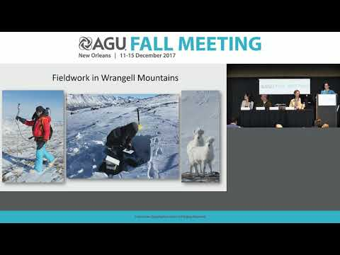 2017 Fall Meeting Press Conference: Climate change and consequences for animal populations