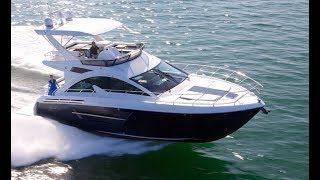 Cruisers Yachts 54 Flybridge - One Wake