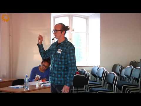 Kulturforum: 2016 - The Rockin Pots – integration genom körsång
