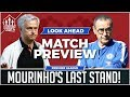 Chelsea vs Manchester United Preview | MOURINHO Sacked by Sunday? Man Utd News