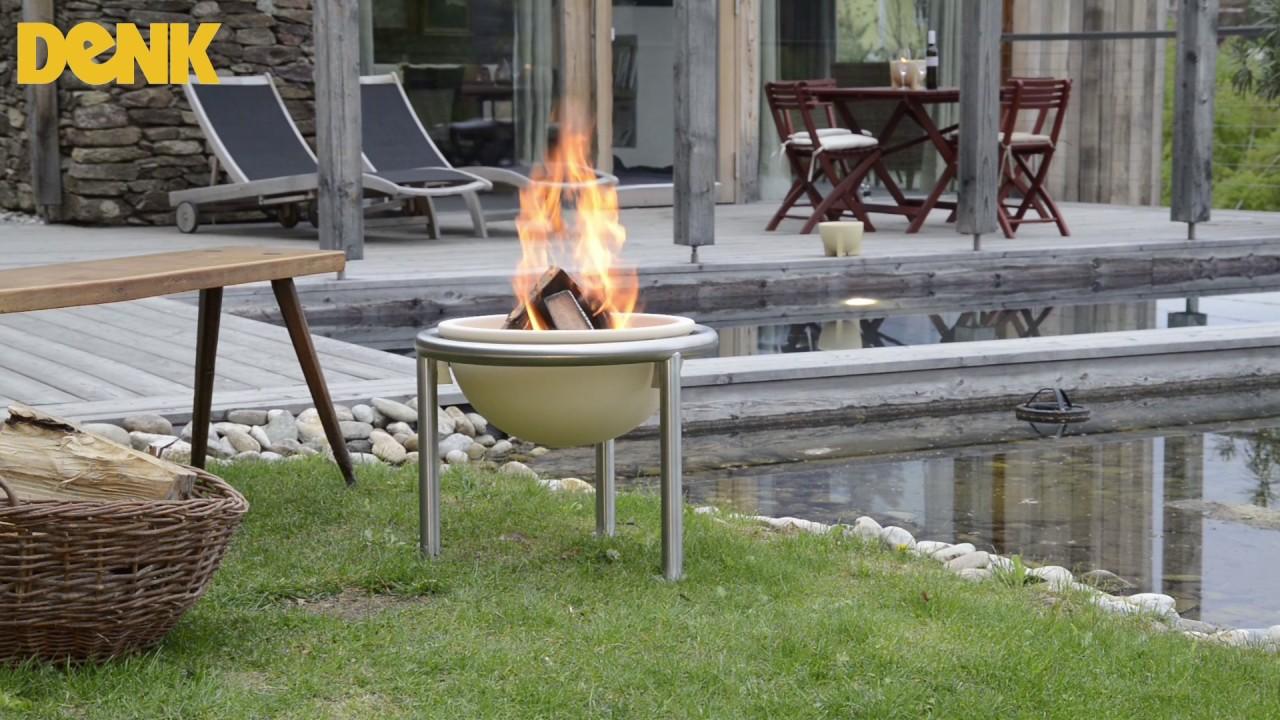 Faszinierend Schmelzfeuer Outdoor Ideen Von Feuerfreund - Brazier - Denk-keramik