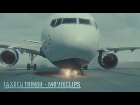 Non-Stop |2014| All Fight Scenes + Plane Crash [Edited]