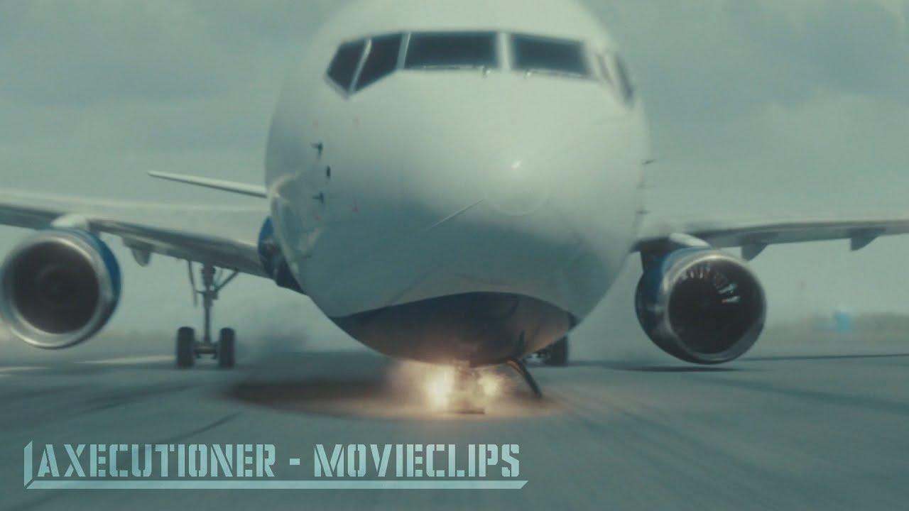 Non Stop 2014 All Fight Scenes Plane Crash Edited Youtube