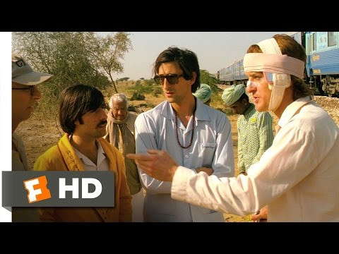The Darjeeling Limited (2/5) Movie CLIP - We Haven't Located Us Yet (2007) HD