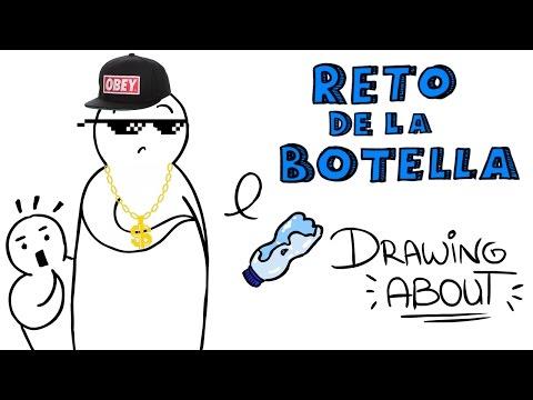 EL RETO DE LA BOTELLA | Drawing About