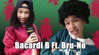 Bruno Mars ft. Cardi B - Finesse (Parody)