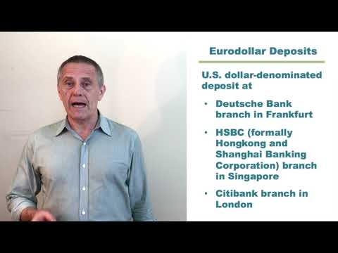 Eurodollars