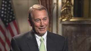 """Boehner on Bipartisan Cooperation: """"There's Action"""""""