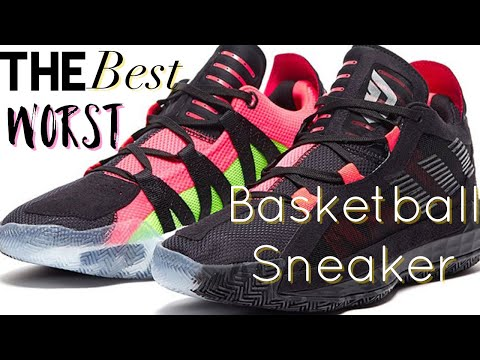 Adidas Dame 6: Best Value Signature Basketball Sneakers Part 1