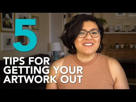 5 Tips for Finding & Applying to Art Opportunities
