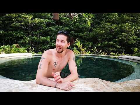 50*C Hot Spring in Bali