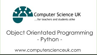 02 OOP Python - Object Oriented Python