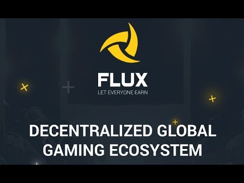 FLUX ICO Review (Sponsored Video)